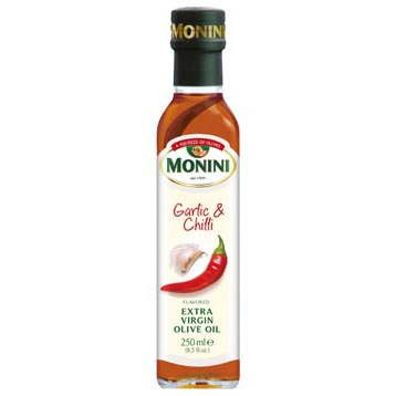 Flavored Extra V. - Garlic & Chili - 8.5oz (250ML)