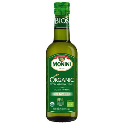 ORGANIC Extra Virgin OO - 16.9oz (500ML)