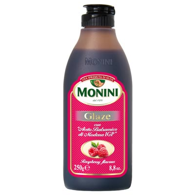 Glaze Balsamic with Raspberry Flavor 250ML (8.8oz)