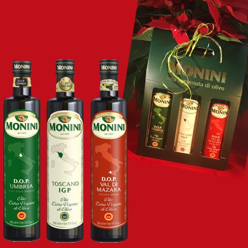 Monini Special Offer - D.O.P. Gift Set