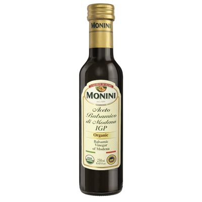 Organic IGP Balsamic  Vinegar 250 ML (8.5oz)