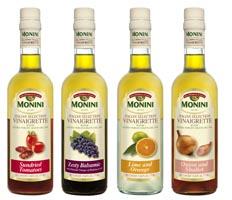 Monini Special Selection Vinaigrettes